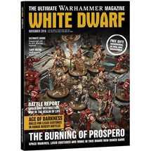 White Dwarf - Novembre 2016