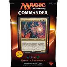 Mazzo Commander 2016 - Rivolta Entropica