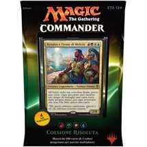 Mazzo Commander 2016 - Coesione Risoluta