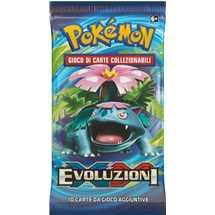 Busta Pokemon XY Evoluzioni