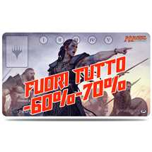 E-86427 Play Mat Magic Commander 2016 Saskia the Unyielding FUORI TUTTO