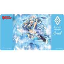 E-85230 Playmat - Tappetino - CF Vanguard Blessing of Divas Coral