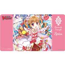 E-85232 Playmat - Tappetino - CF Vanguard Blessing of Divas Spica