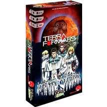 Terra Formars - Il Gioco di Carte + Promo Speciale FUORI TUTTO