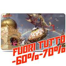 E-86537 PlayMat Magic Holiday (tiratura Limitata) FUORI TUTTO