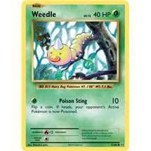 Weedle Foil Reverse