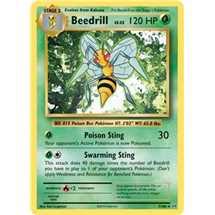 Beedrill Foil Reverse