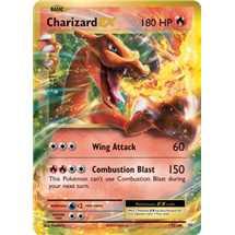 Charizard EX Foil