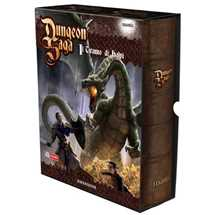 Dungeon Saga: Il Tiranno di Halpi