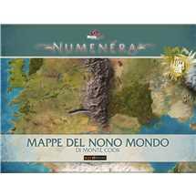 Numenera Mappe del Nono Mondo
