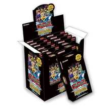 Display 10x Pack YGO The Dark Side of Dimensions - Movie Pack Gold Edition