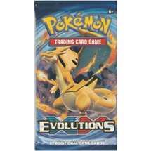 Busta Pokemon XY Evoluzioni  in Inglese