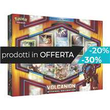 Pokemon Volcanion Mythical Collection ENG FUORI TUTTO