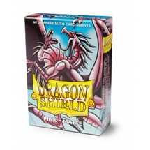11112 Dragon Shield Small Sleeves - Japanese Matte Pink (60 Sleeves)