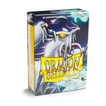 11105 Dragon Shield Small Sleeves - Japanese Matte White (60 Sleeves)