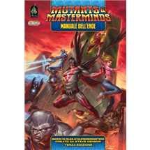 KPR6001 Mutants & Mastermind - Manuale dell'Eroe