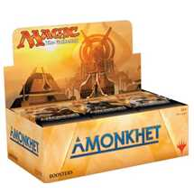Box MTG Amonkhet ITA