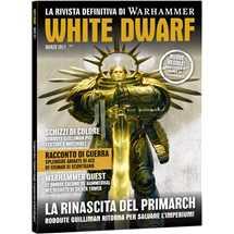White Dwarf - Marzo 2017