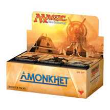 Box MTG Amonkhet in Ing