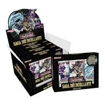 Display 5x Pack YGO Saga dei Duellanti