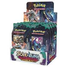 Box 8x Mazzi Pokemon Sole e Luna II Guardiani Nascenti ITA