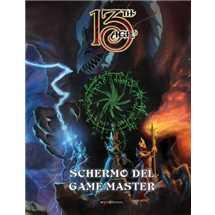 WRD0300-1 13th Age - Schermo del GM