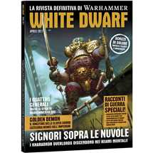 White Dwarf - Aprile 2017
