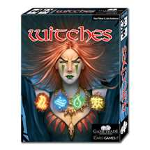Witches - Nuovo Gioco di Carte