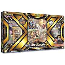 Mega Camerupt- Ex Premium Collection