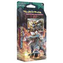 Mazzo Pokemon Sole e Luna II Guardiani Nascenti - Acciaio Solare