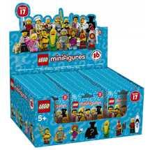 LEGO Minifigures #17 (Display da 60 Buste)