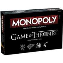 Monopoly Game of Thrones - Deluxe