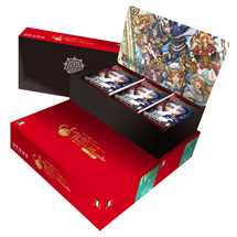 Box FOW Force of Will L4 Echi del Nuovo Mondo Jap