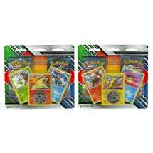 Pokemon Sole e Luna II blister da 2 buste con 3 carte promo