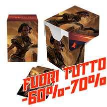 E-86576 Porta Mazzo Full-View MTG L'Era della Rovina v3 FUORI TUTTO