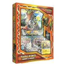 Pokemon Tapu Koko Collection
