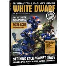 White Dwarf - Luglio 2017