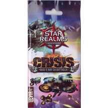 Busta Star Realms - Crisis Basi e Navi da Battaglia