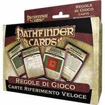 Pathfinder: Carte di Riferimento Veloce