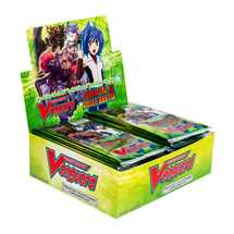 Box Buste CF Vanguard Set 07 Furia del Re delle bestie (30 buste)