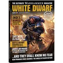 White Dwarf - Agosto 2017
