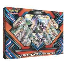 Collezione Tapu Koko-GX Cromatico