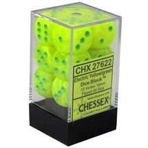 27622 16mm d6 Vortex Electric Yellow/green