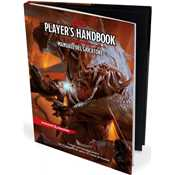 Dungeons & Dragons RPG 5a ed. - Player's Handbook