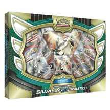Pokemon Collezione Silvally GX Cromatico