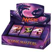 MTG - Iconic Masters Booster Display (24 Packs) - EN