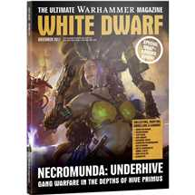 White Dwarf - Novembre 2017