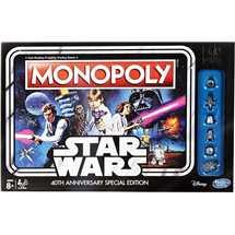 Monopoly Star Wars 40th Anniversary
