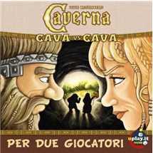 Caverna: Cava vs Cava (per 2 giocatori)