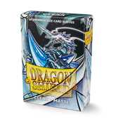 11101 Dragon Shield Small Sleeves - Japanese Matte Clear (60 Sleeves)